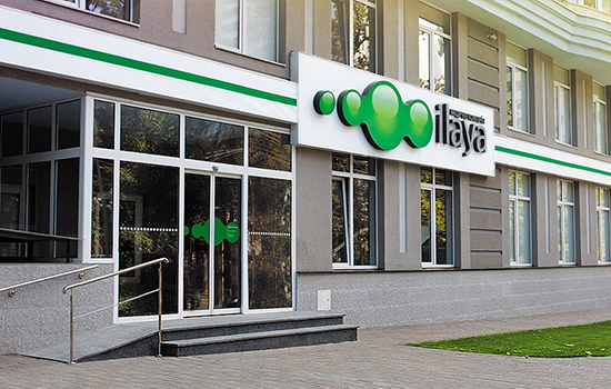 Ilaya clinic in Kiev, Ukraine